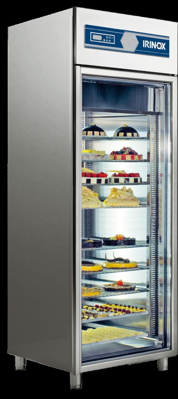 Шкаф холодильный многофункциональный N*ICE A, стеклянная дверь