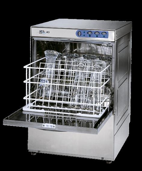 Машина посудомоечная фронтальная GS40+DD