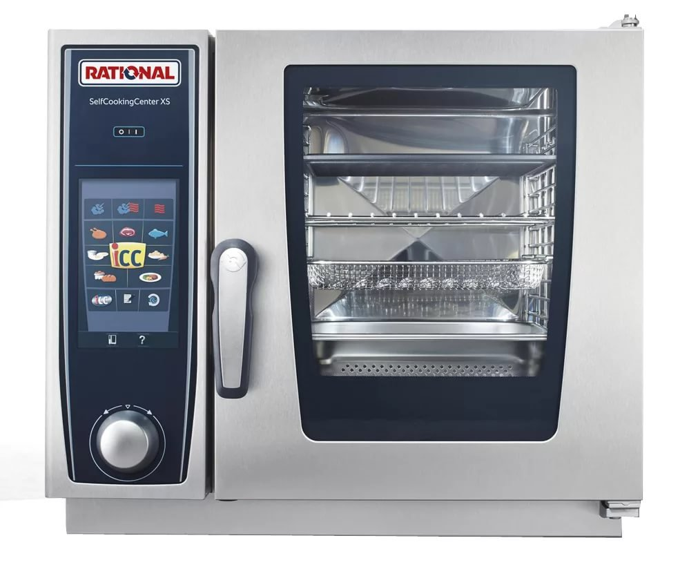 Новинка от RATIONAL: SelfCookingCenter® XS