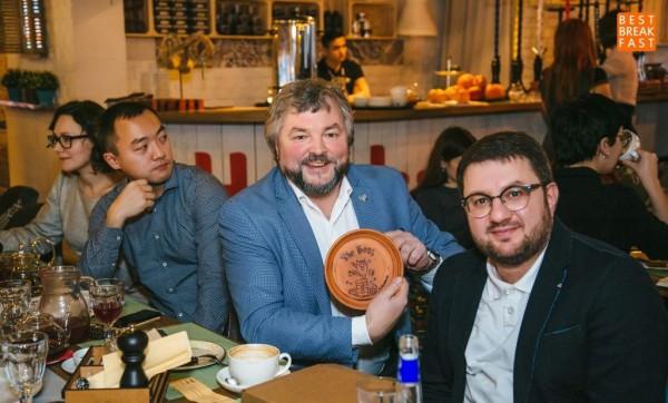 BestBreakfast по ресторанному бизнесу «Новые ресторанные концепции»