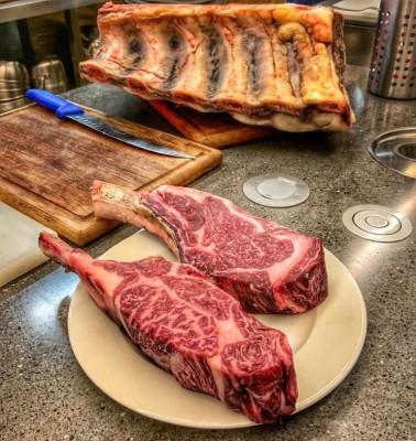 Сухая выдержка мяса: главный мясной тренд столицы