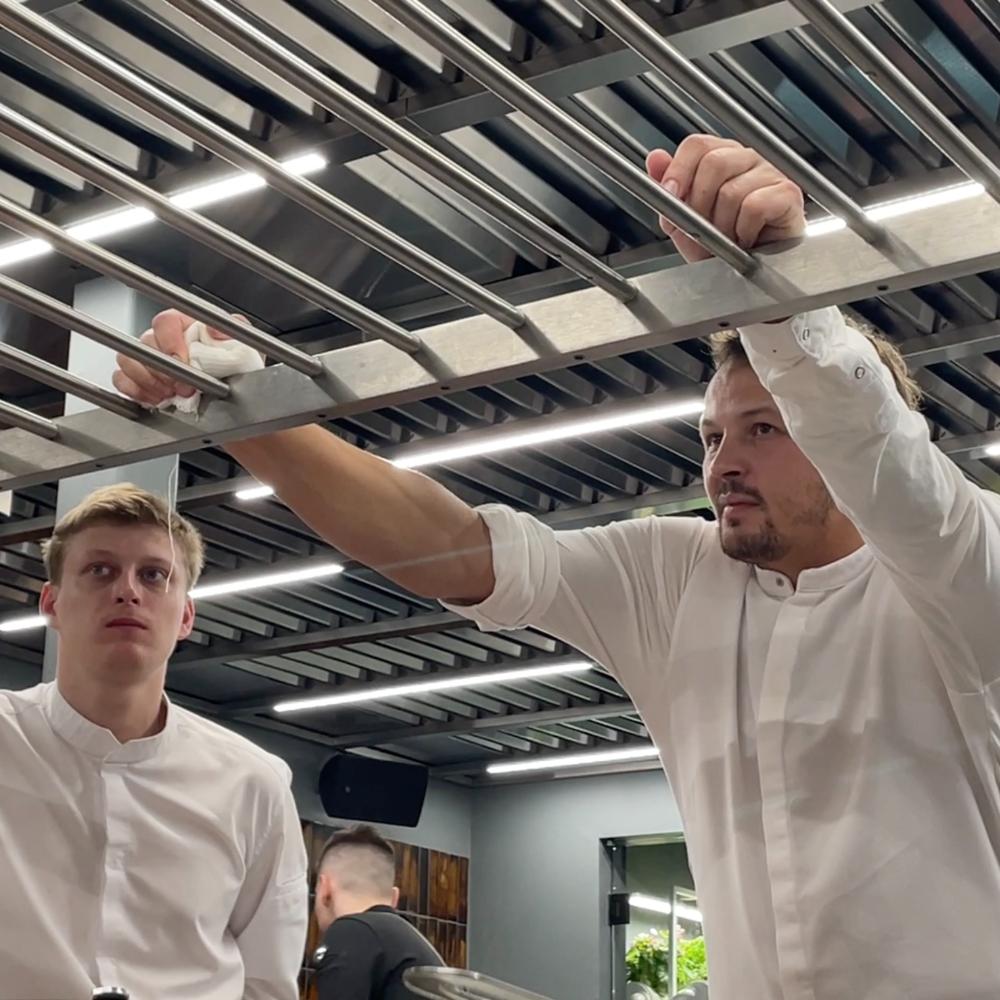 Technoflow.Идея | Дмитрий Блинов - шеф и совладелец ресторанов Duoband