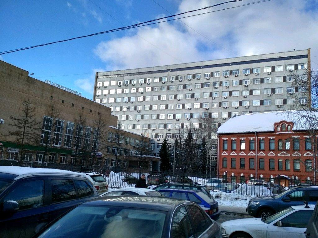 Новый адрес сервисной службы в Москве