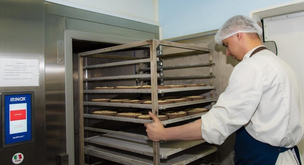 Журнал «Партнер: Кондитер. Хлебопек»: пекарский холод IRINOX