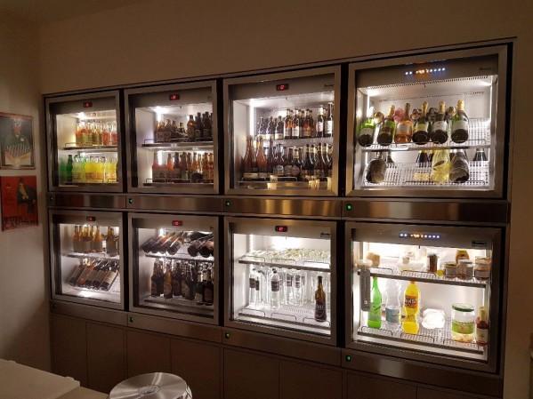 Винные шкафы от итальянского производителя Enofrigo