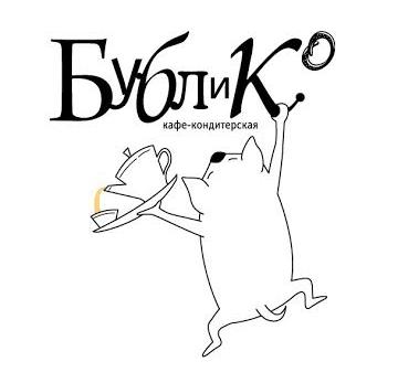Логотип Бублик (Ginza Project)
